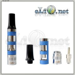 [iSmoka] Eleaf BCC-GT Bottom Dual Coil Glass Tank Clearomizer - 1.6ml - клиромайзер