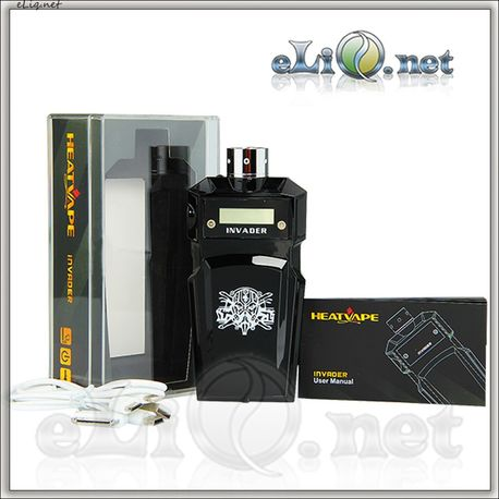 30W Heatvape Invader Multi-functional VV/VW MOD Kit