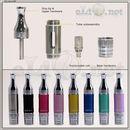 [Aspire] ET-S Glass BVC стеклянный клиромайзер с нижним расположением вертикальной спирали.