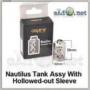 [Aspire] Tank Assy Hollowed - Колба для Наутилуса из нержавеющей стали.