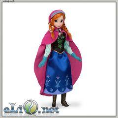 Кукла принцесса  Анна (Frozen, Disney)
