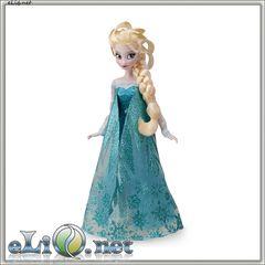 Кукла принцесса Эльза (Frozen, Disney)
