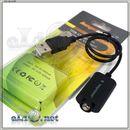 HeyPower eGo USB Charger CE & ROHS Certificated. Зарядное устройство для eGo батареек