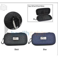 [Kumiho] Кейс для электронной сигареты с карабином. Текстильное покрытие.