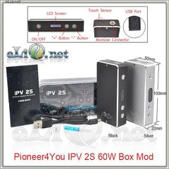Pioneer4you IPV 2S 60w Box Mod - боксмод вариватт - предзаказ и в наличии