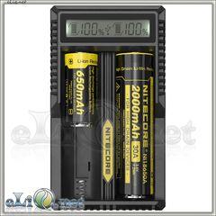 Nitecore UM20 USB - универсальное интеллектуальное зарядное устройство