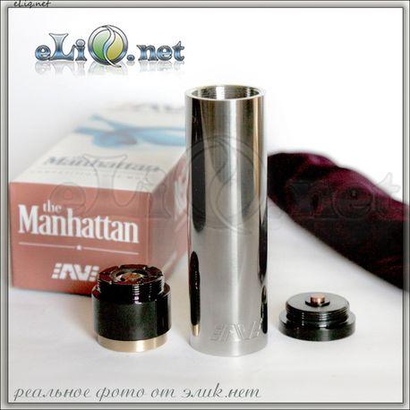 Manhattan Mechanical Mod 18650 /  механический мод, клон.