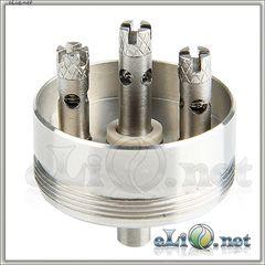 База для Innokin iTaste VF RDA - ОА для дрипа из нержавеющей стали.