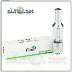 Eleaf GS-Air Dual Coil Airflow Adjustable Atomizer - двуспиральный клиромайзер