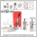 KangerTech Subtank - обслуживаемый атомайзер + клиромайзер-танк.