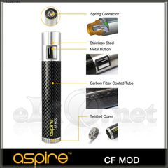 Aspire CF MOD 18650 Battery for Sub-ohm - МОД для сабома.