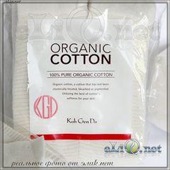 Koh Gen Do - Japanese Organic Cotton - 6х8 см - Ко Джен До, коттон, вата.