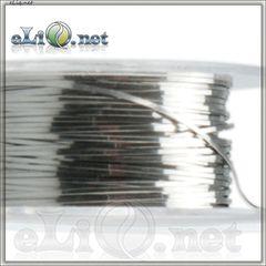 10/20м. Плоский кантал / фехраль (Kanthal A1 FeCrAl) Ribbon Wire