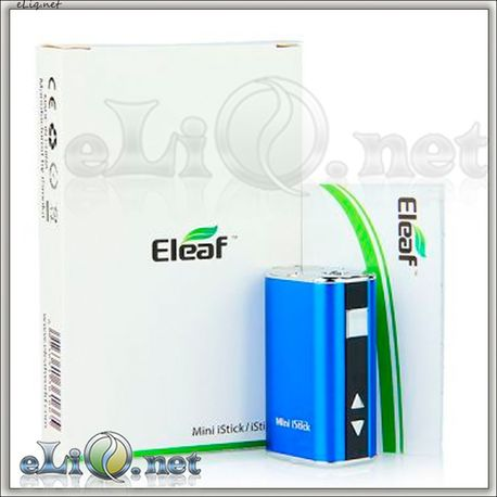 10W Eleaf iStick Mini 1050мАч - боксмод варивольт Мини Айстик.