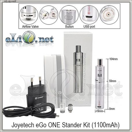 New ! Joyetech eGo ONE Standard Kit (1100mAh)
