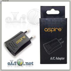 Aspire USB AC-USB Adapter - 800mA - адаптер для зарядки от сети.