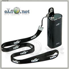 Кожаный чехол с ремешком для  20W и 30W Eleaf iStick (Leather Case w/ Lanyard)