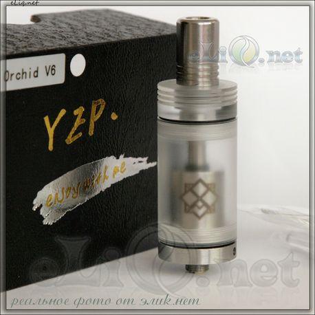 Orchid V6 - обслуживаемый атомайзер