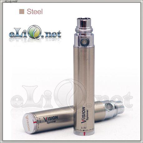 [Vision] Spinner 4000mAh eGo Variable Voltage Battery - варивольт. спиннер