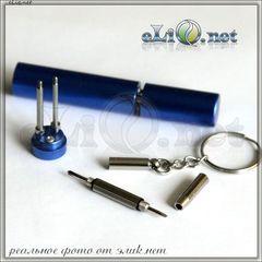 Kuro Koiler 3-в-1. Инструмент для намотки спирали + ремкомплект-брелок