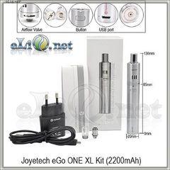 Joyetech eGo ONE XL Kit (2200mAh) - стартовый набор.