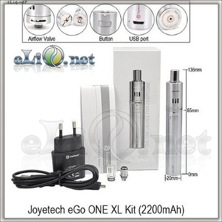 New ! Joyetech eGo ONE XL Kit (2200mAh)