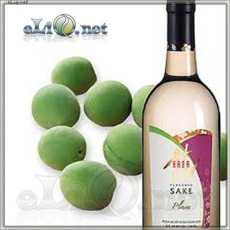 Plum wine - сливовое вино (eliq.net) - жидкость для заправки электронных сигарет