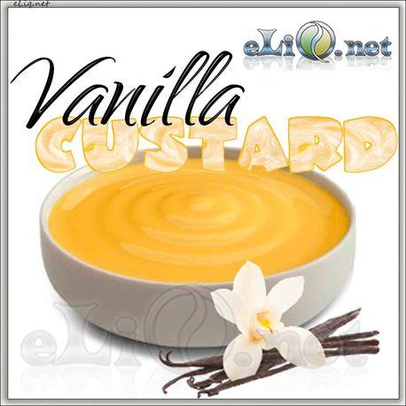 Vanilla custard (eliq.net) - жидкость для заправки электронных сигарет