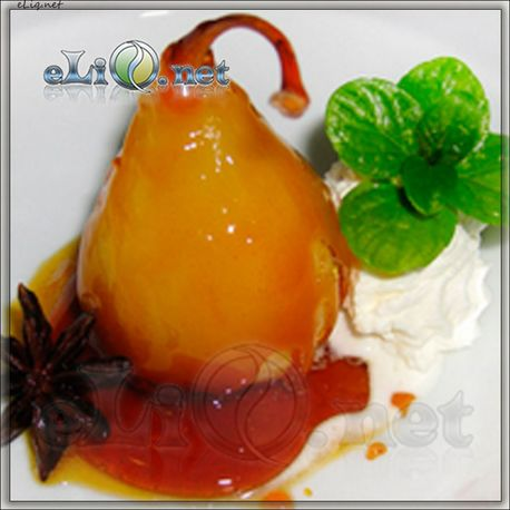 Caramel pear - груша в карамели (eliq.net) - жидкость для заправки электронных сигарет