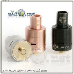 [Yep] Plume veil RDA - обслуживаемый атомайзер для дрипа из нержавеющей стали. клон