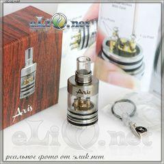 [Yep] Aris RDA - Обсуживаемый атомайзер для дрипа из нержавеющей стали. клон