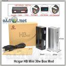 30W  Hcigar HB Mini Box Mod - боксмод варивольт-вариватт.