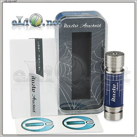 Innokin iTaste ARACHNID 18350/18650/18500 Mechanical MOD - Мехмод