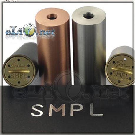 SMPL SS Mechanical Mod 18650 /  механический мод, клон. Симпл