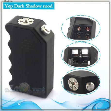 Yep Dark Shadow - механический мод под 2 аккумулятора 18650