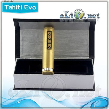 Yep Tahiti Evo 18350 / 18650 Mechanical MOD - механический мод, клон.