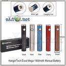 KangerTech EVOD MEGA 1900 mAh - аккумулятор