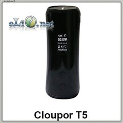 50W Cloupor T5 - мод вариватт.