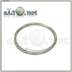 Проволока Никель 200 - 0.15 мм / AWG 34 Nickel 200