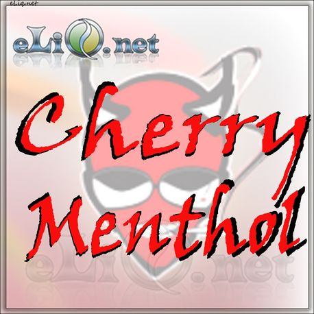 Cherry Menthol TW (eliq.net) - жидкость для заправки электронных сигарет.