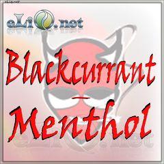 Blackcurrant / Menthol TW (eliq.net) - жидкость для заправки электронных сигарет. Черная смородина / Ментол