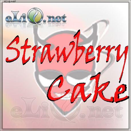 Strawberry Cake TW (eliq.net) - жидкость для заправки электронных сигарет. Клубничный торт