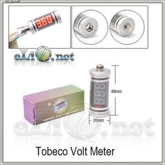 Tobeco Voltmeter (цифровой вольтметр)
