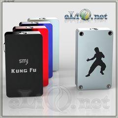 SMY Kungfu mechanical box mod - механический мод под 2 аккумулятора