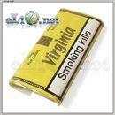 Dark Virginia (eliq.net) е-жидкость - жидкость для заправки электронных сигарет. Темная Вирджиния.