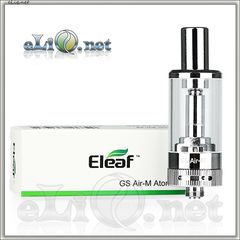 Eleaf GS Air-M Dual Coil Airflow Adjustable Atomizer - двуспиральный клиромайзер