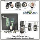 Tobeco El Cabron Black RDA - Черный ОА для дрипа. клон.