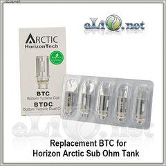 Испарители для Horizon Arctic BTC - сабомного атомайзера
