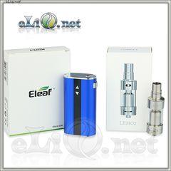 [АКЦИЯ] 50W Eleaf iStick 4400мАч  + Lemo 2 + жидкость. Набор. Оригинал.