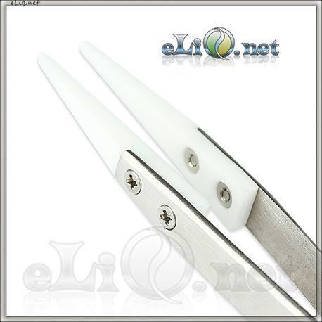 [UD Youde] Керамический пинцет (Zirconia Ceramic Tip Tweezers)